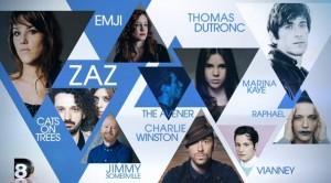 Les 60 ans d'Europe 1 le concert – Zénith de Paris 2015