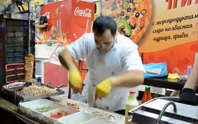 Le meilleur vendeur de Kebab