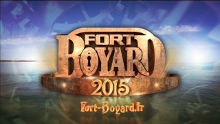 Fort Boyard, Replay du 18 Juillet 2015