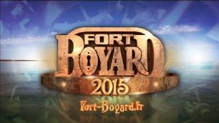 Fort Boyard, Replay du 18 Juillet 2015