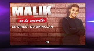 Malik Bentalha se la raconte – Spectacle inédit en direct du Bataclan, Replay