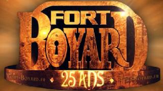 Fort Boyard spéciale 25 ans, Replay du 14 Août 2015