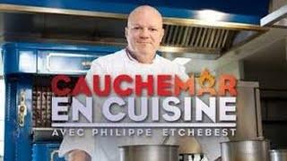 Cauchemar en cuisine, Vidéo du 14 Septembre 2016