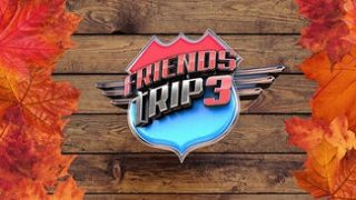 Friends Trip 3 Replay – Episode 25, Vidéo du 25 Novembre 2016