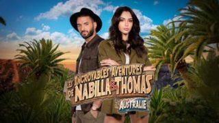 Les incroyables aventures de Nabilla et Thomas en Australie – Episode 32, Vidéo du 10 Octobre 2017