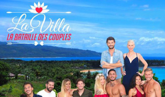 la villa la bataille des couples episode 3 vid o du 18 juillet 2018 webtv. Black Bedroom Furniture Sets. Home Design Ideas