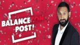 Balance Ton Post – Vidéo du 21 Septembre 2018