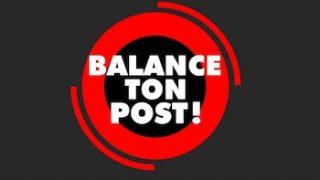Balance ton post ! Vidéo du 11 Janvier 2019