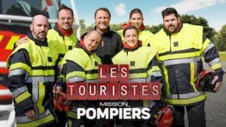 Les touristes, Mission pompiers – Episode 1 du 24 Juillet 2020